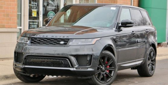 Rent a Range Rover