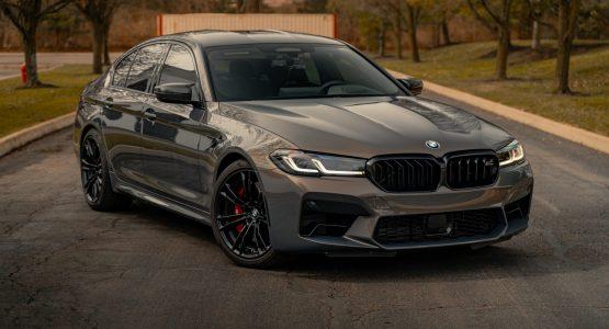 Rent a BMW M5