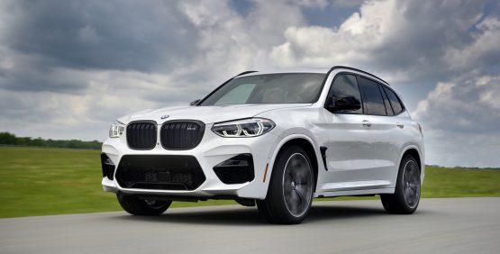 Rent BMW X4M