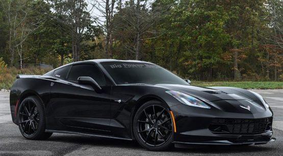 Rent Corvette Z06